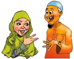 diskus suami istri